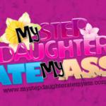 My Step Daughter Ate My Ass logo